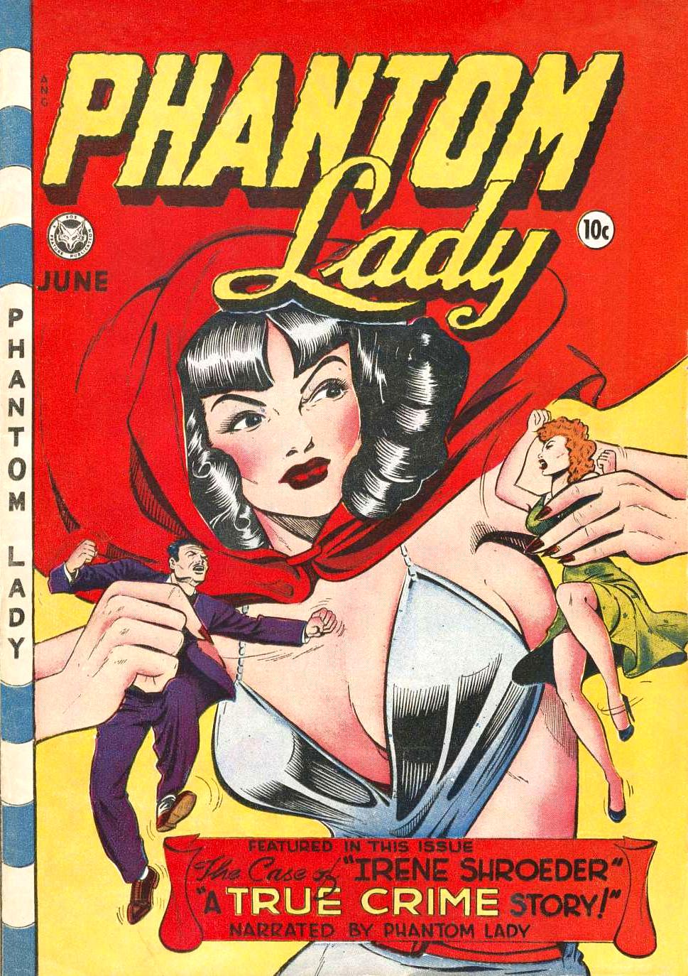 Phantom Lady (Fox) Vol 1 18