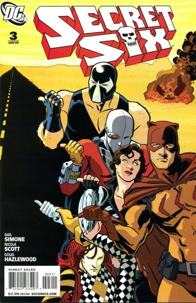 Secret Six Vol 3 3