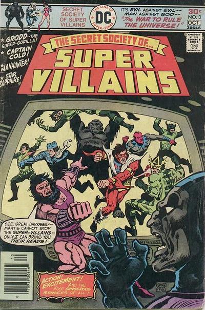 Secret Society of Super-Villains Vol 1 3