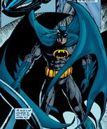 Sergeant Mack Batman- Legends of the Dark Knight Vol 1 101