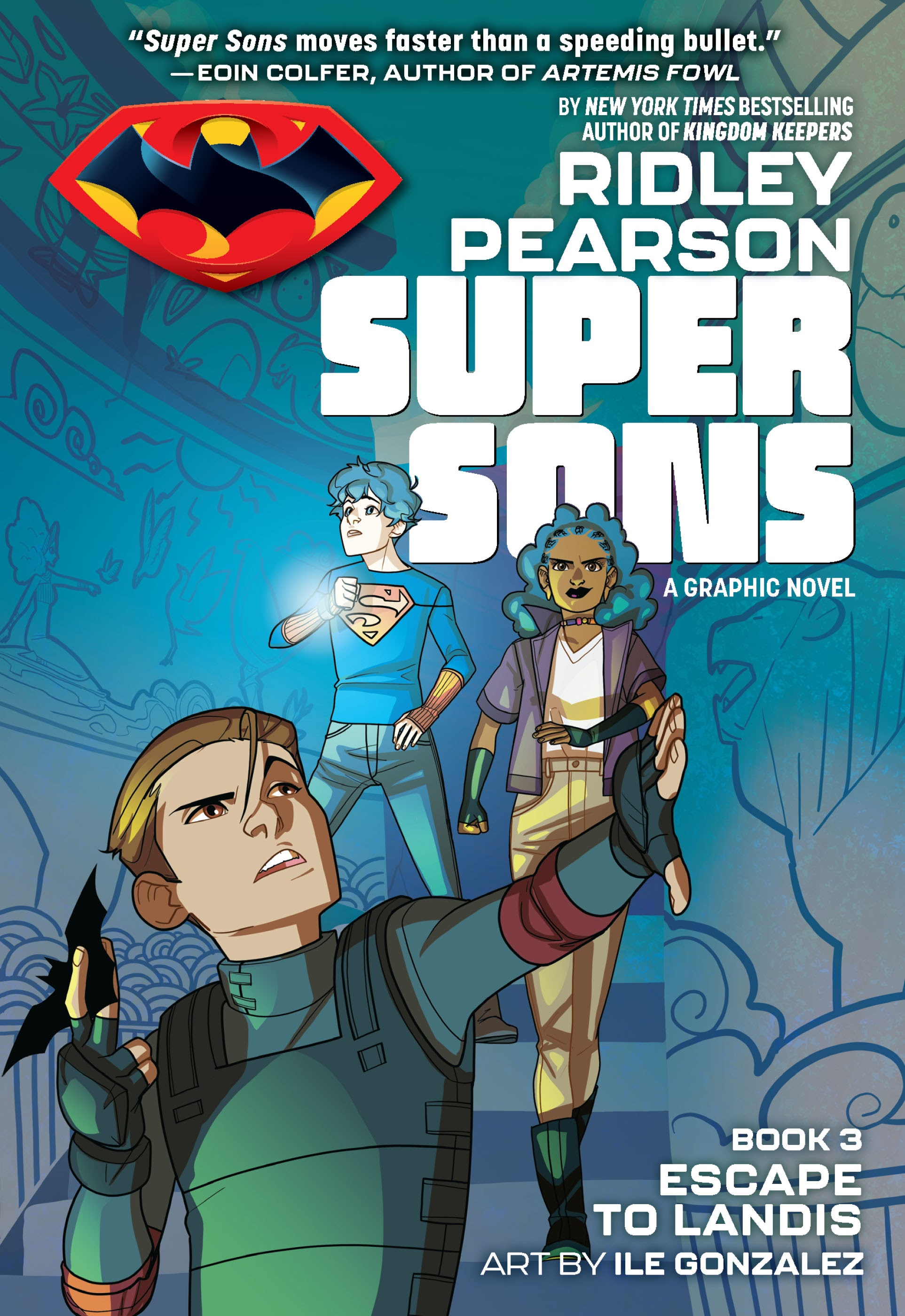 Super Sons Vol 2 3