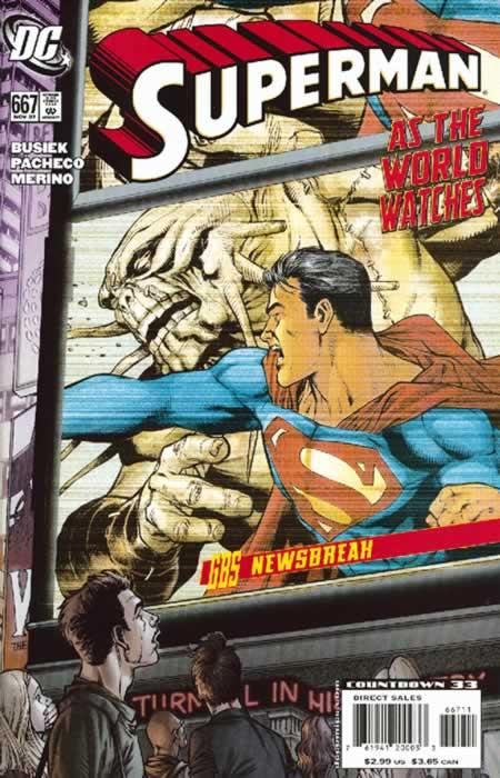 Superman Vol 1 667