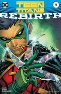 Teen Titans Rebirth Vol 1 1