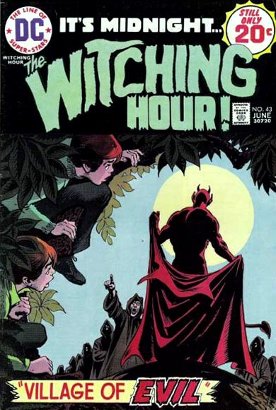 The Witching Hour Vol 1 43