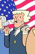 Thomas Jefferson (Earth-Teen Titans)
