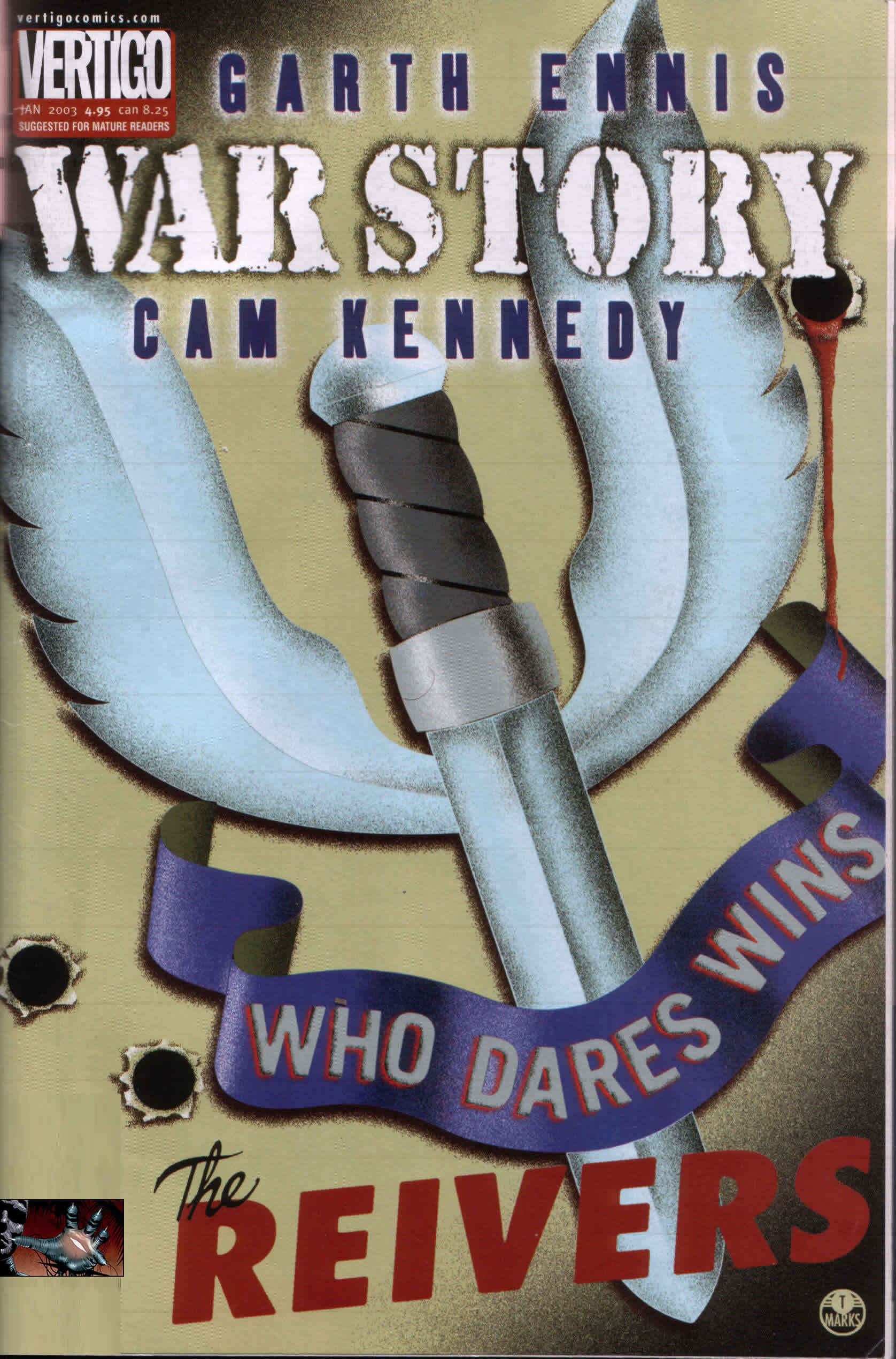 War Story Vol 2 1