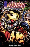 Warblade Endangered Species Vol 1 1