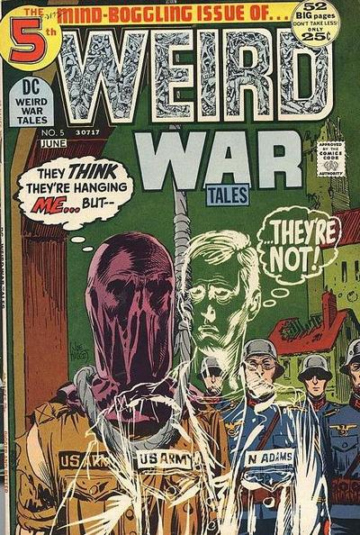 Weird War Tales Vol 1 5