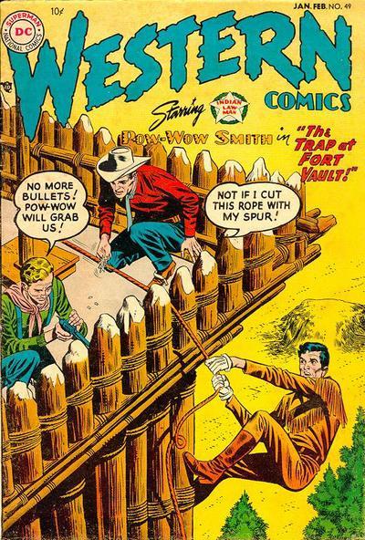 Western Comics Vol 1 49