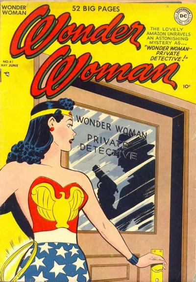Wonder Woman Vol 1 41