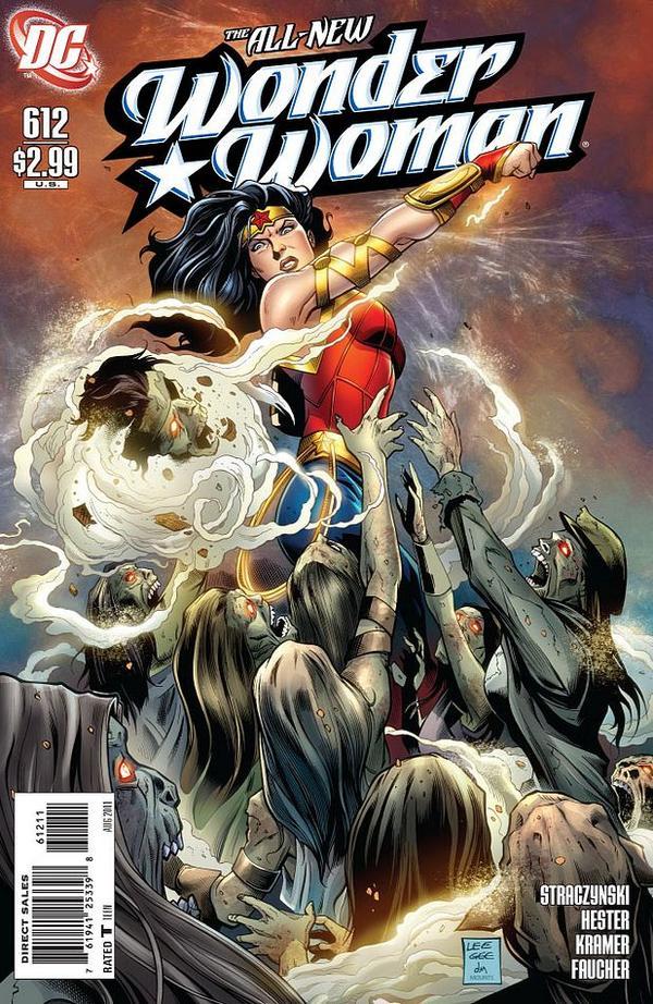 Wonder Woman Vol 1 612