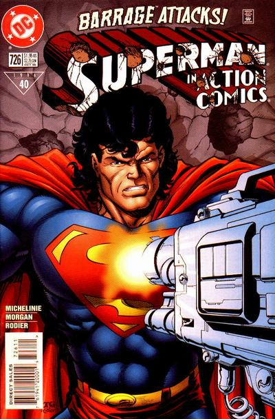 Action Comics Vol 1 726