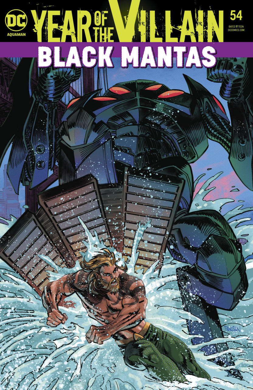 Aquaman Vol 8 54