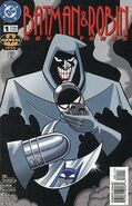 Batman and Robin Adventures Annual Vol 1 1