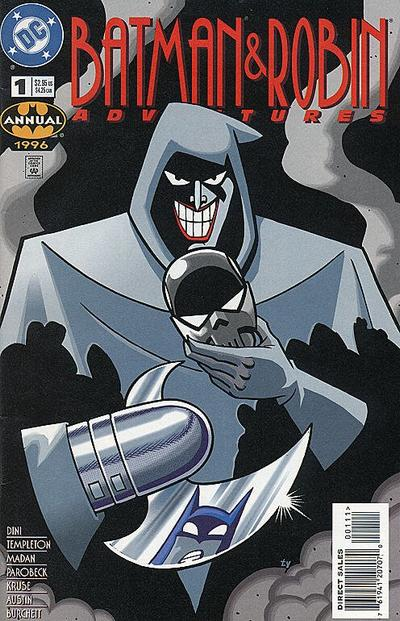 The Batman and Robin Adventures Annual Vol 1 1