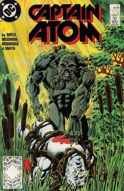 Captain Atom Vol 2 17
