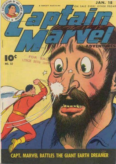 Captain Marvel Adventures Vol 1 52