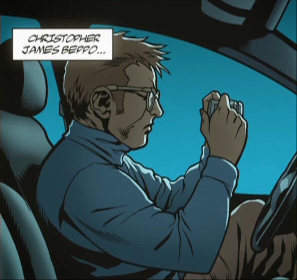 Christopher Beppo (Smallville)