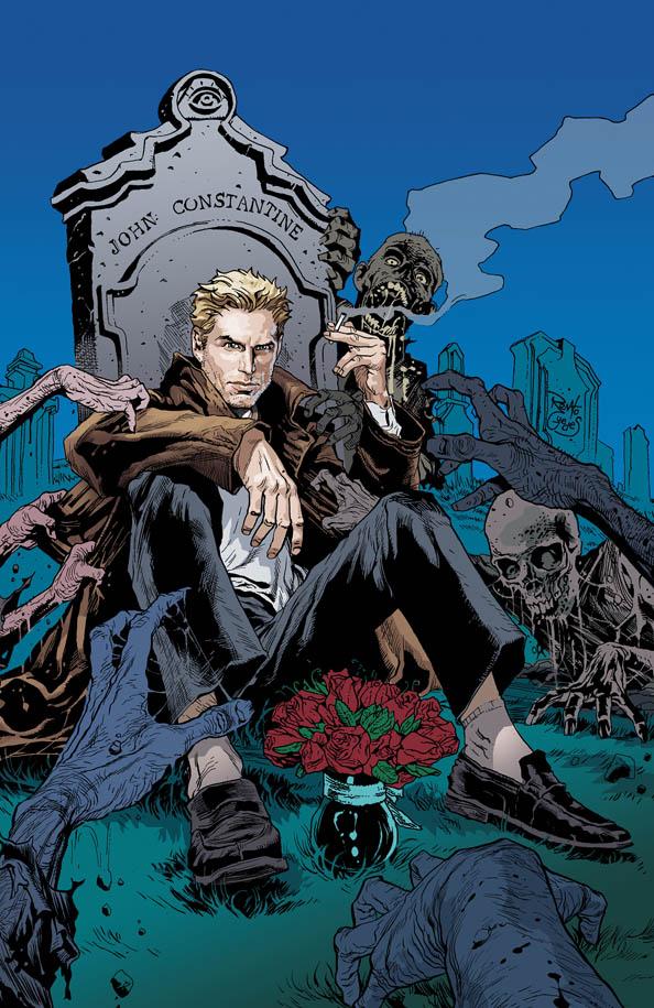 John Constantine (Prime Earth)