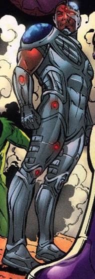 Victor Stone (Titans Tomorrow)