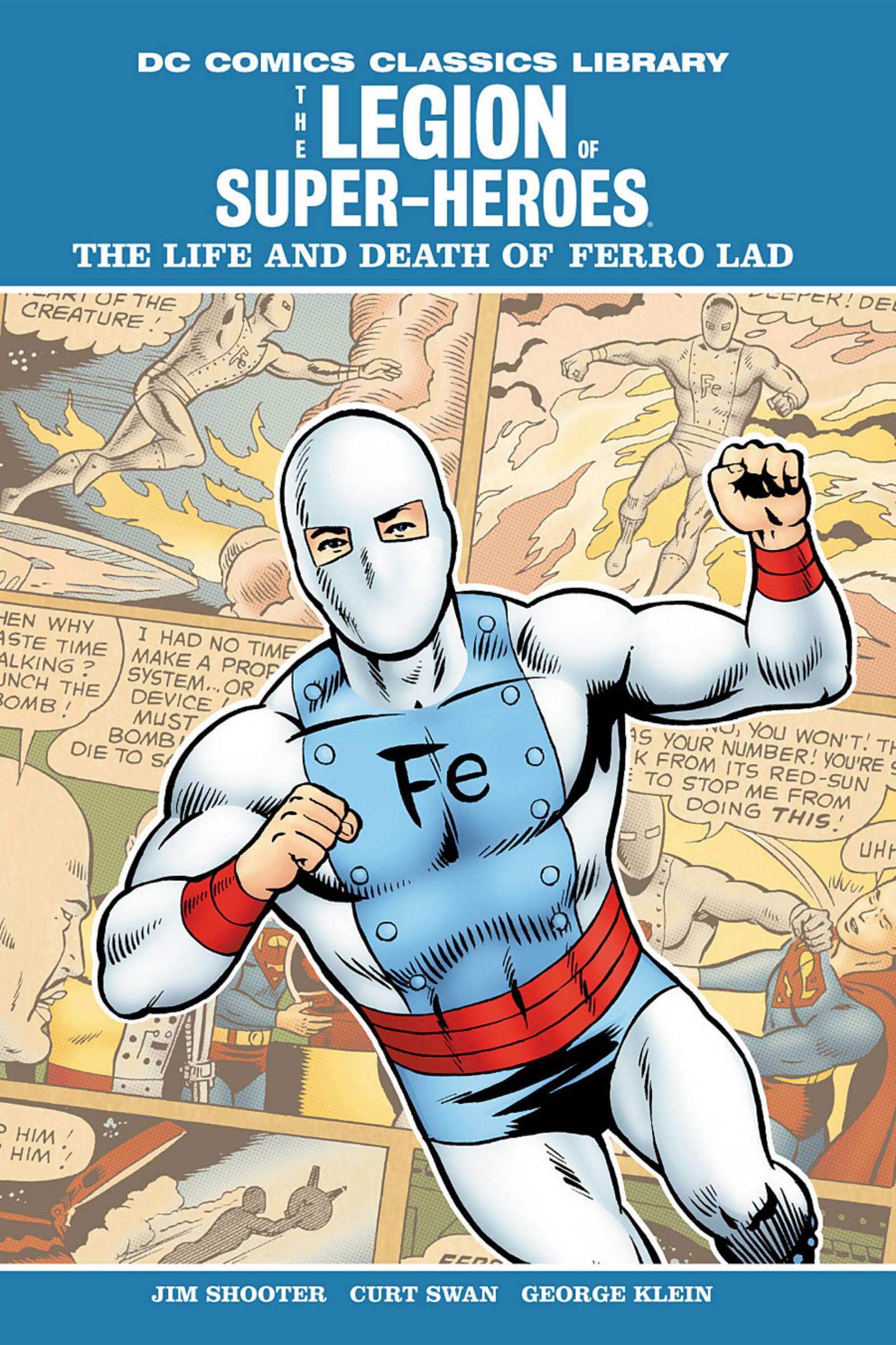 DC Comics Classics Library Vol 1