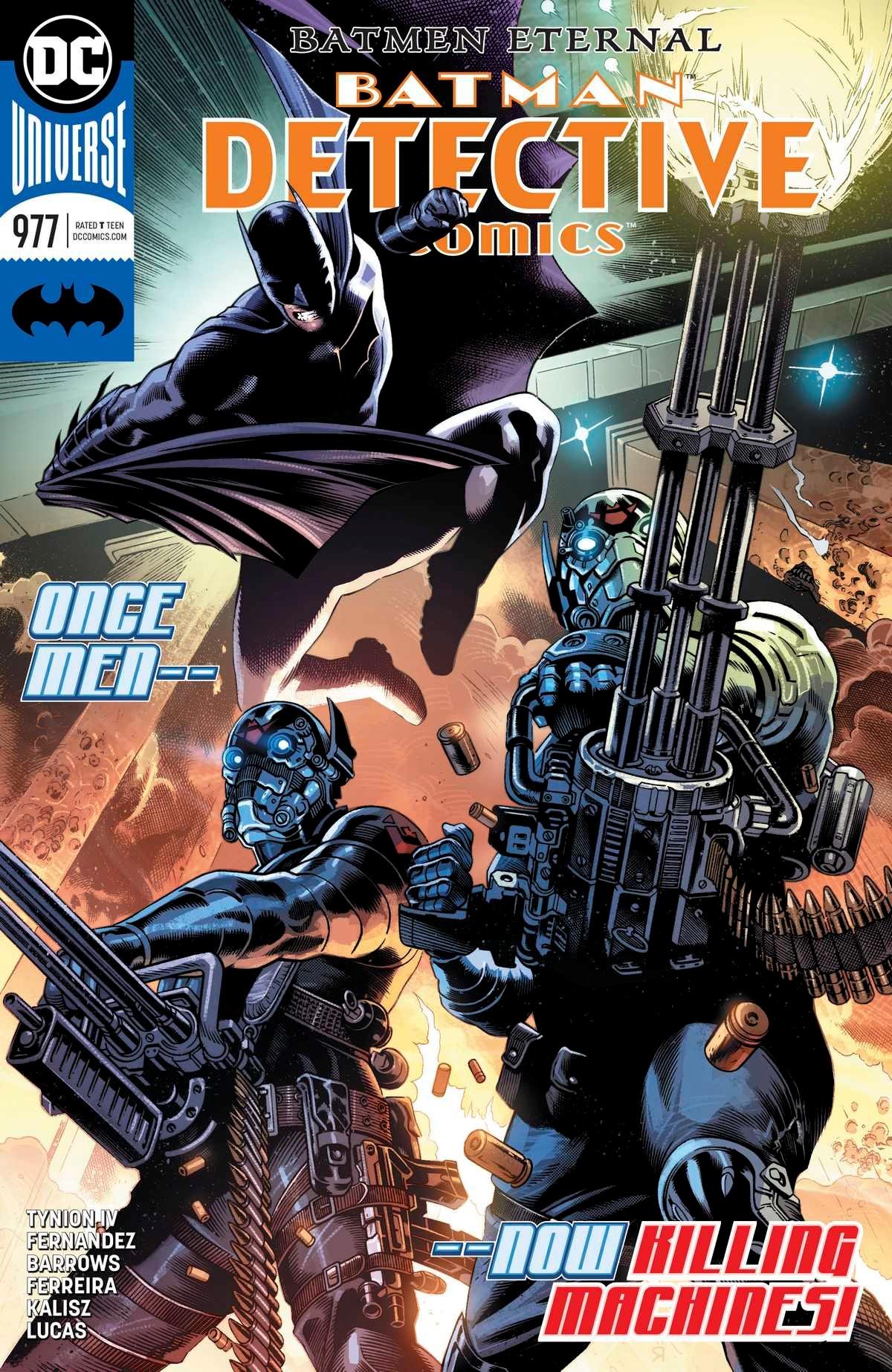 Detective Comics Vol 1 977