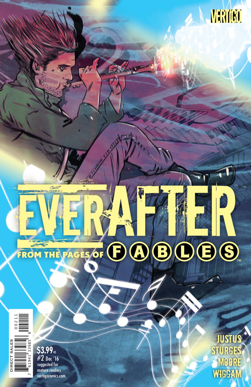 Everafter: From the Pages of Fables Vol 1 2