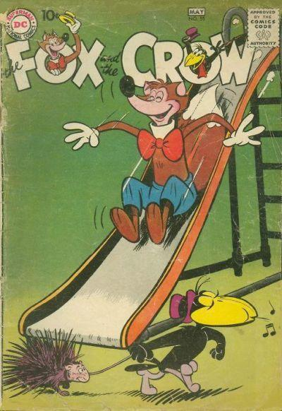 Fox and the Crow Vol 1 55
