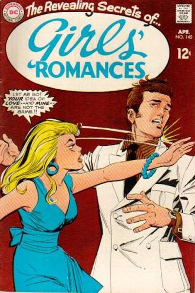 Girls' Romances Vol 1 140