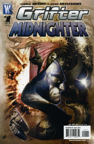 Grifter and Midnighter Vol 1 1