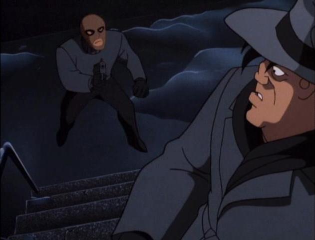 Batman (1992 TV Series) Episode: A Bullet for Bullock