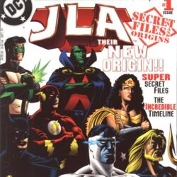 JLA Secret Files and Origins Vol 1 1