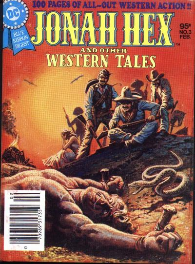 Jonah Hex and Other Western Tales Vol 1 3