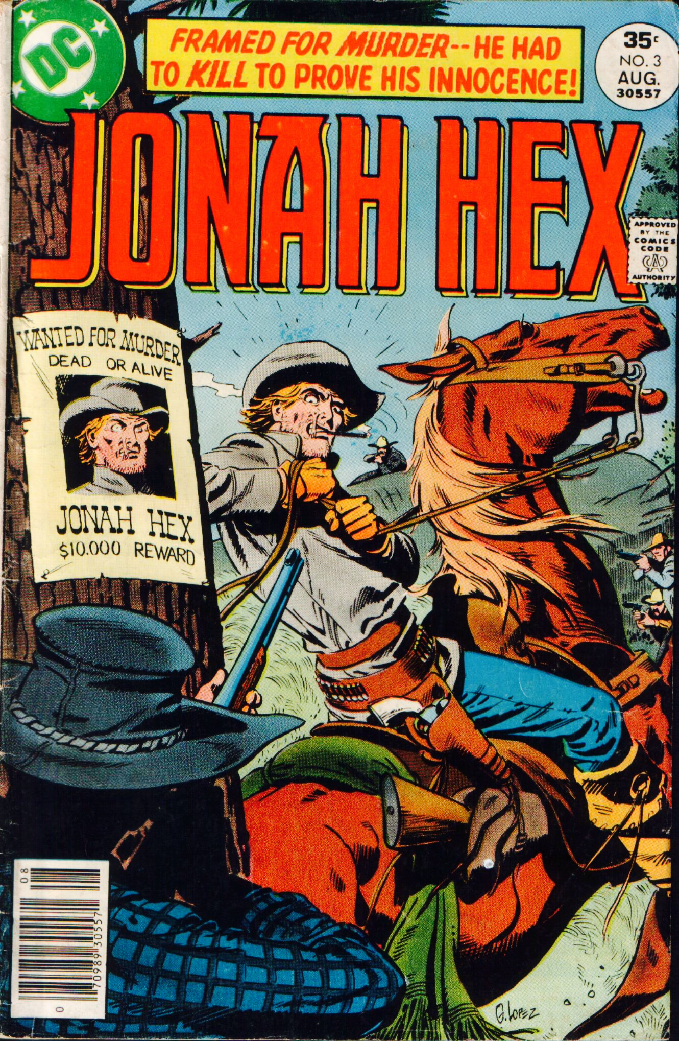 Jonah Hex Vol 1 3