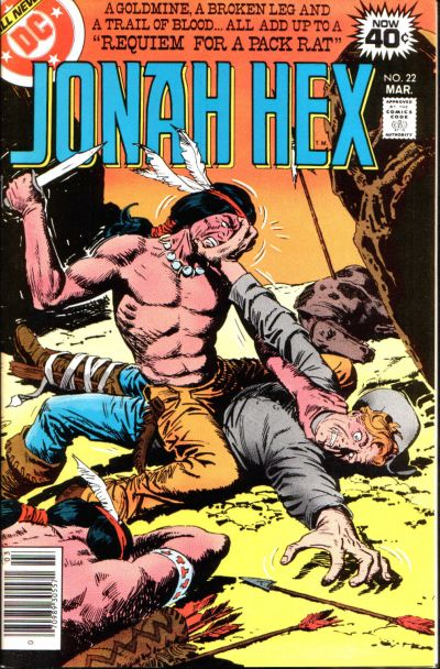 Jonah Hex Vol 1 22
