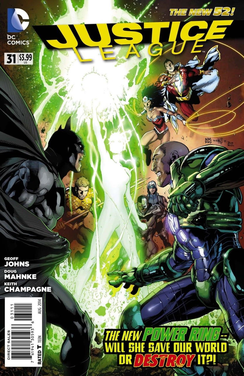 Justice League Vol 2 31