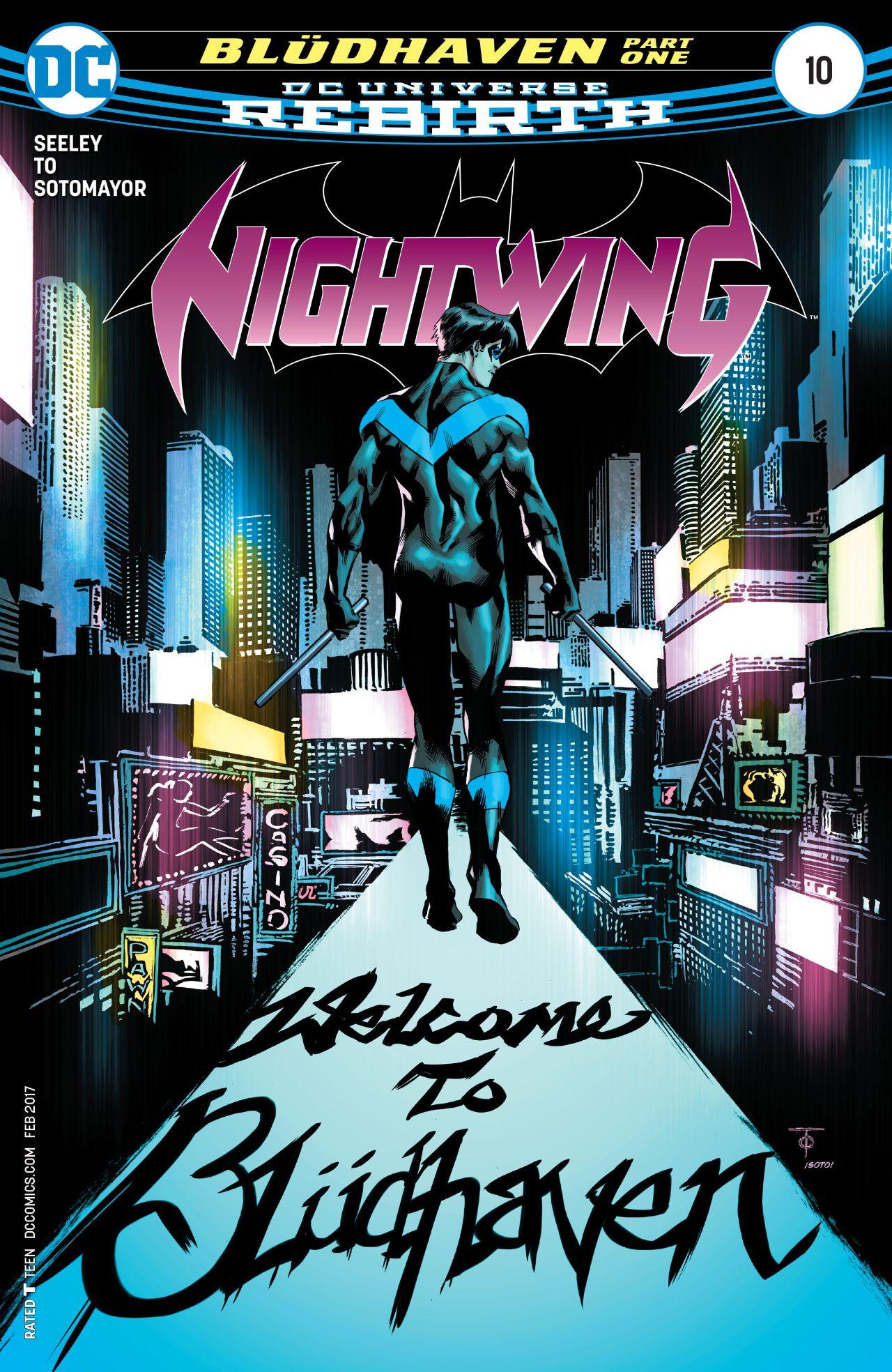 Nightwing Vol 4 10