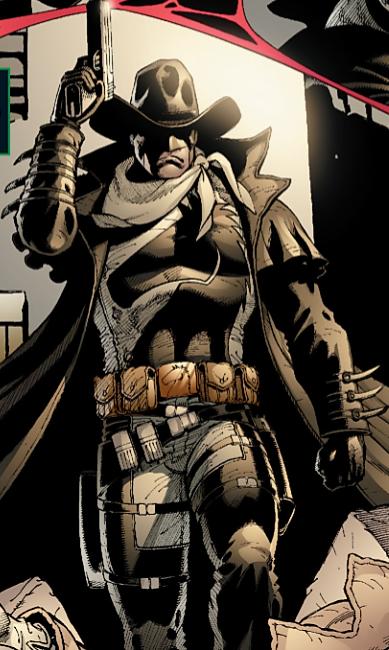 Bruce Wayne (Anansi Timeline)