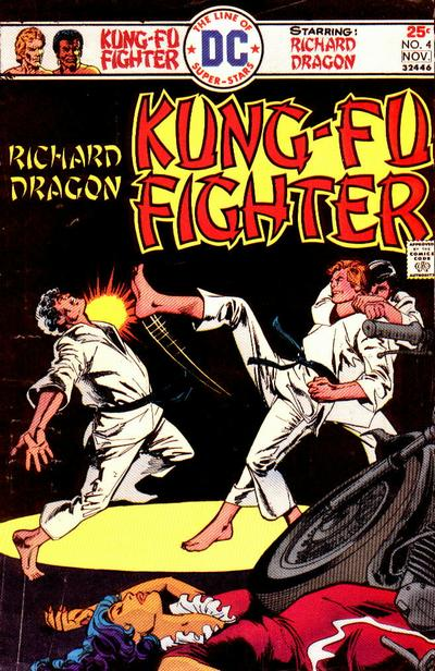 Richard Dragon, Kung-Fu Fighter Vol 1 4