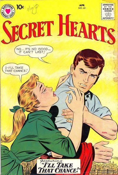 Secret Hearts Vol 1 62