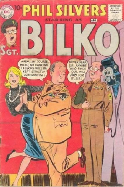 Sergeant Bilko Vol 1 18