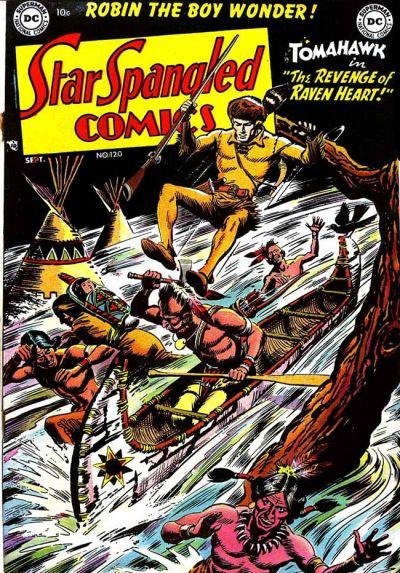 Star-Spangled Comics Vol 1 120