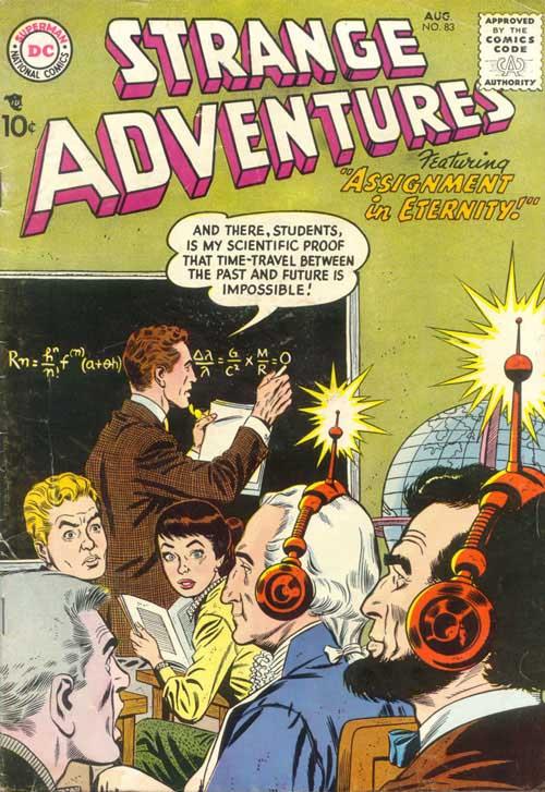 Strange Adventures Vol 1 83
