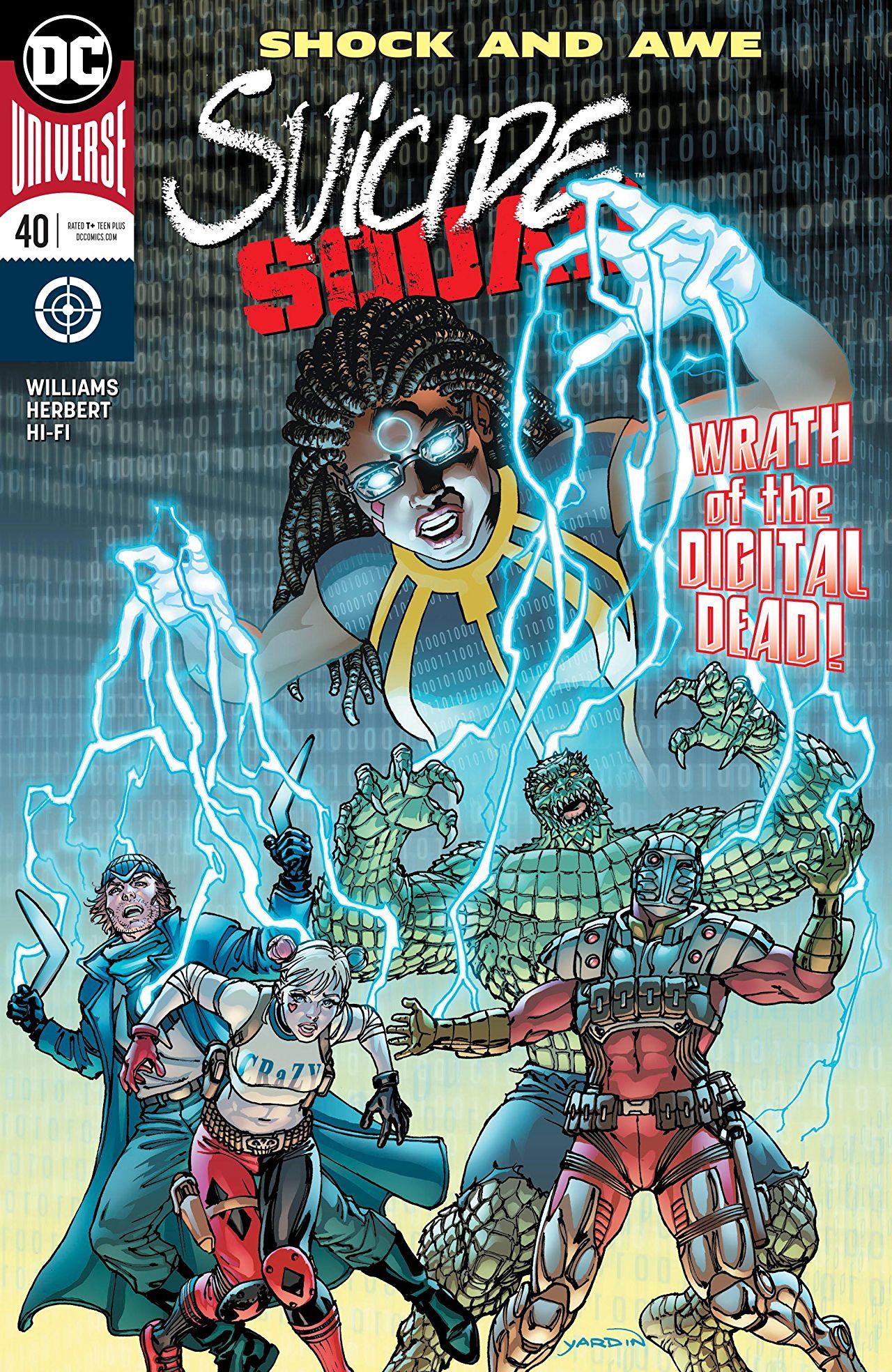 Suicide Squad Vol 5 40