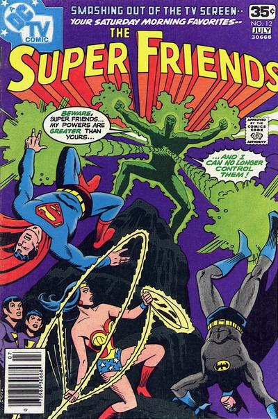 Super Friends Vol 1 12
