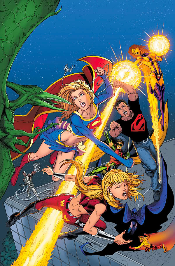 Supergirl Vol 5 2 Textless.jpg