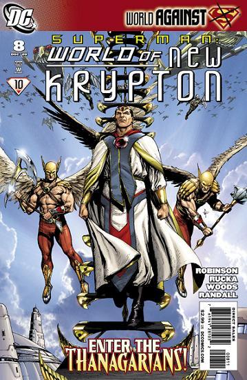 Superman: World of New Krypton Vol 1 8