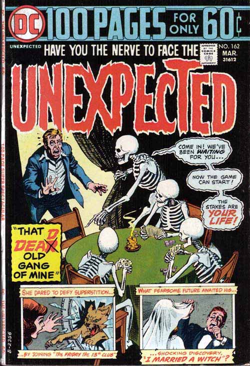 The Unexpected Vol 1 162