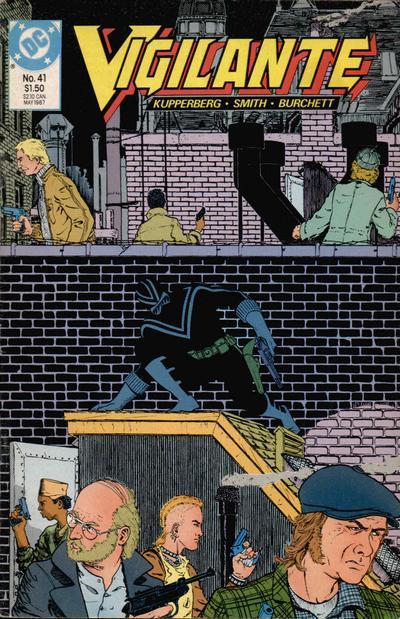Vigilante Vol 1 41