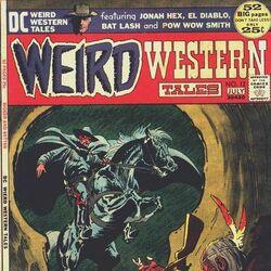 Weird Western Tales Vol 1